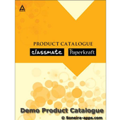Demo Product Catalogue icon