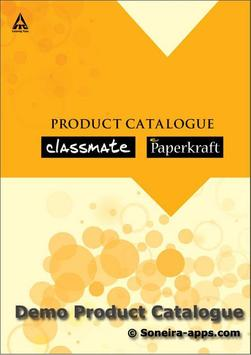 Demo Product Catalogue poster