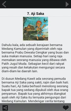 Cerita Rakyat Indonesia apk screenshot