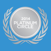 Platinum Circle for Charter icon