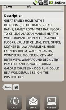 Fairbanks Alaska Homes apk screenshot