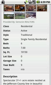 Louisville Real Estate apk screenshot