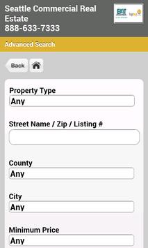 Seattle Commercial Real Estate apk screenshot