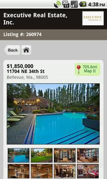 Seattle Real Estate apk screenshot