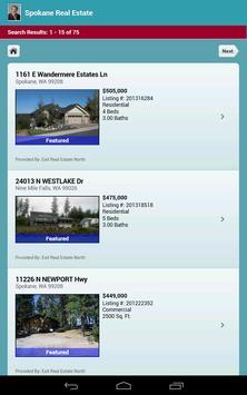 Spokane Homes apk screenshot