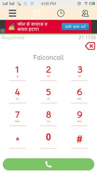 FalconCall apk screenshot