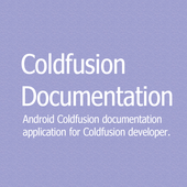 Coldfusion Documentation icon