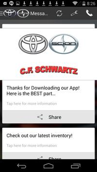 CF Schwartz Toyota Scion apk screenshot