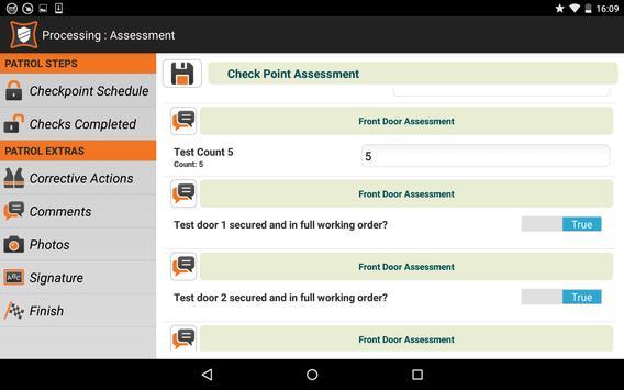 Flex Security Patrols apk screenshot