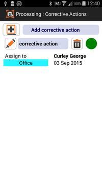 Flex Weekly Inspections apk screenshot
