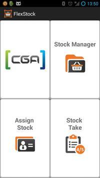 Flex Stock poster