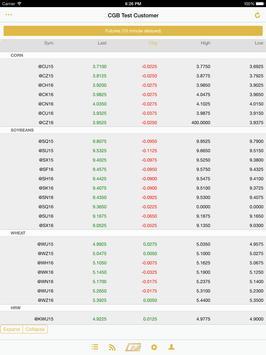 CGB Grain Mobile apk screenshot