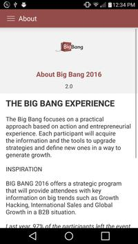 Big Bang 2016 apk screenshot