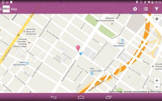IFSO 2014 apk screenshot