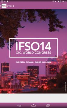 IFSO 2014 poster