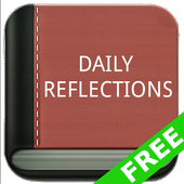Daily Reflections - Free icon