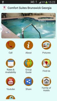 Comfort Suites Brunswick GA poster