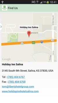 Holiday Inn | Salina KS Hotel apk screenshot