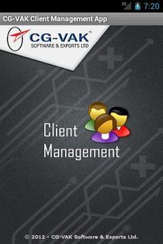 Client Management poster