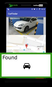 CarFinder apk screenshot