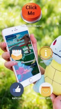 Cheats For Pokemon Go poster