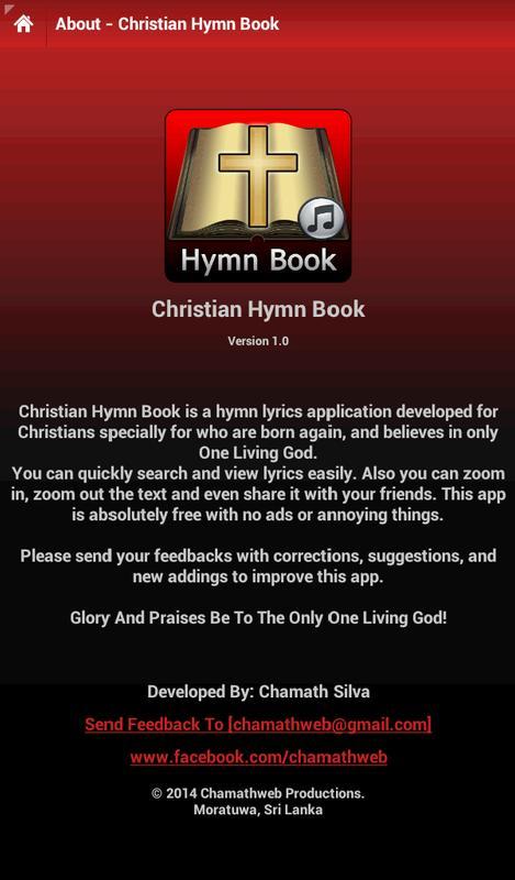 Download hymn book apkpure