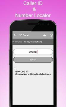 Caller ID & Number Locator apk screenshot