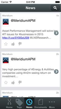 Meridium Discovery apk screenshot