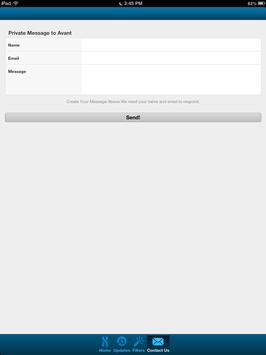 Avant Battle App apk screenshot