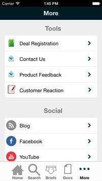 ETC Iris Channel Communication apk screenshot