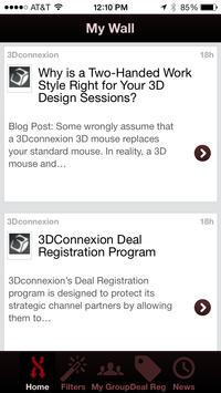 3Dconnexion Partner Portal apk screenshot