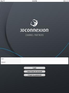 3Dconnexion Partner Portal poster