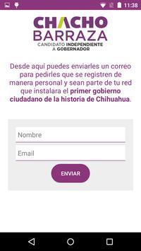 Chacho Barraza apk screenshot