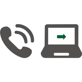 Missed Call Email Alert icon