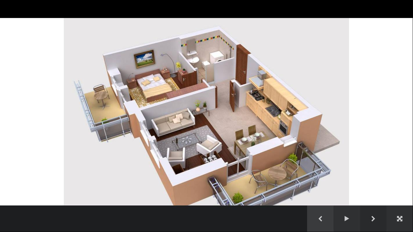 3d house plans apk download free lifestyle app for for App para crear casas 3d