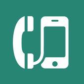 착한전화 050번호를 이용한 무료 고객센터 통신서비스 icon