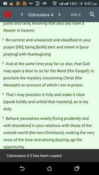ERV Bible   Easy-To-Read apk screenshot