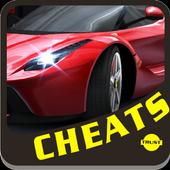 Cheats CSR Racing icon