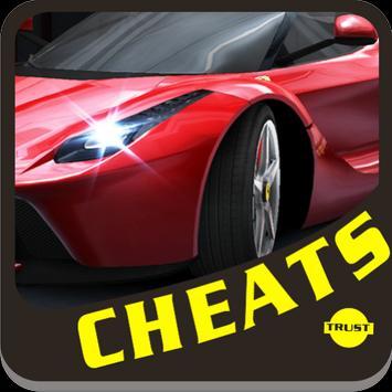Cheats CSR Racing poster