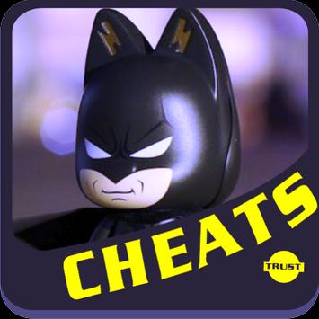 Cheats LEGO BATMAN poster