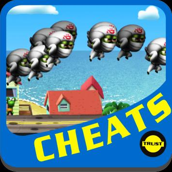 Cheats Zombie Tsunami apk screenshot