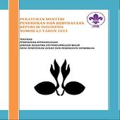 Permen 63 Tahun 2014 Pramuka icon