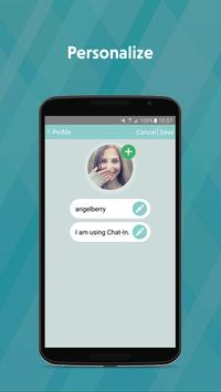 Chat-In apk screenshot
