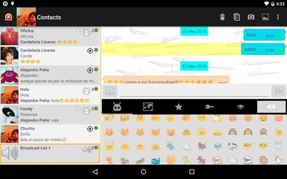 KePasa Messenger Funny Sounds apk screenshot