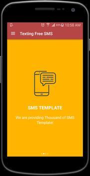 Texting Free SMS apk screenshot