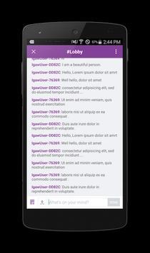LBGT Chatroom apk screenshot