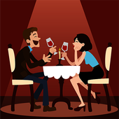 Dating ,Chatting ,Meeting App icon