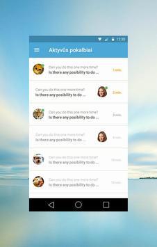 ChattyBee apk screenshot