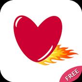 Free Waplog Chat Dating Tips icon