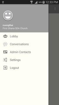 First Ghana SDA Church apk screenshot